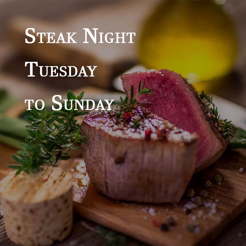 steaknighttuessun